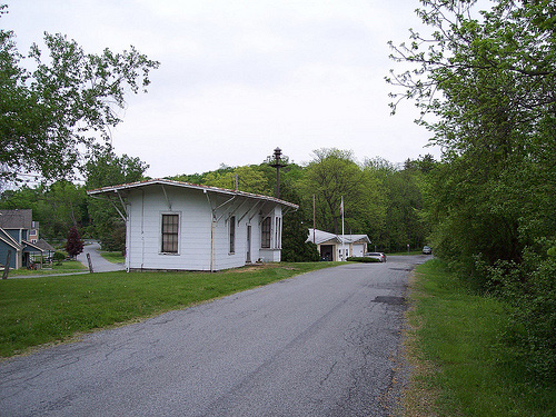 Mountainville Station - 2010