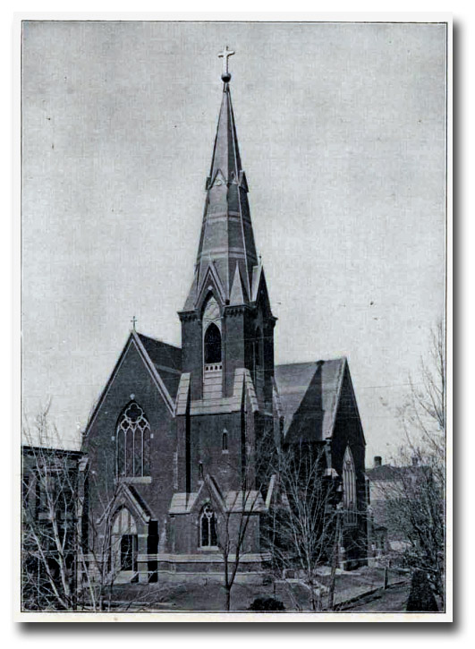Photo - The First St. Peter's Church, Lewiston, ME