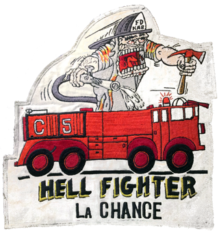 Hell Fighter - Lachance
