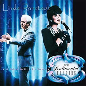 Linda Ronstadt - For Sentimental Reasons - Album Cover