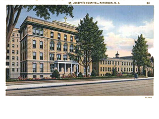 St. Jospeph Hospital, Paterson, NJ